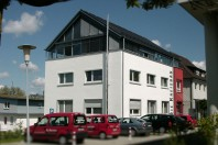 Kreisbau Headquarters Building, Aalen, Germany