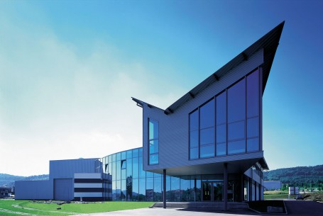 Lobo Laser Electronic Headquarters, Aalen, Germany