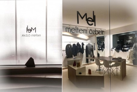 Meltem Özbek Fashion Showroom, Istanbul, Turkey