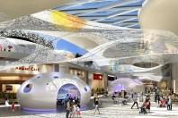 Aeroville Shopping Centre, Paris, France