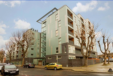 Bolonachi Gebäude, Bermondsey, London, GB