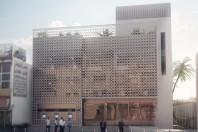 National Commercial Bank Branch, Tripolis, Libyen