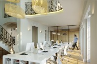 IKAV Headquarters Interiors, Madrid, Spain