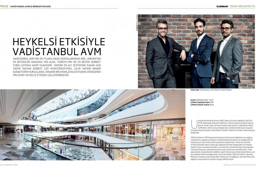 Eko Yapı Magazine | September 2018