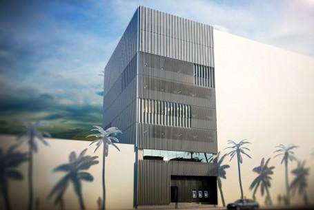 National Commercial Bank Hauptsitz, Tripolis, Libyen