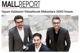 Mall Report Magazin | April 2018